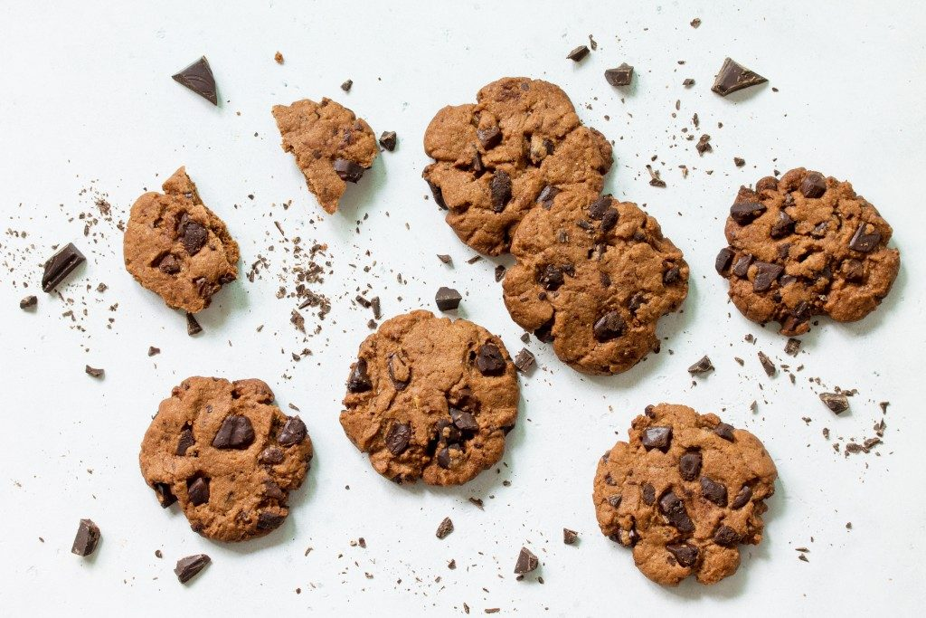 chocolate cookie chips