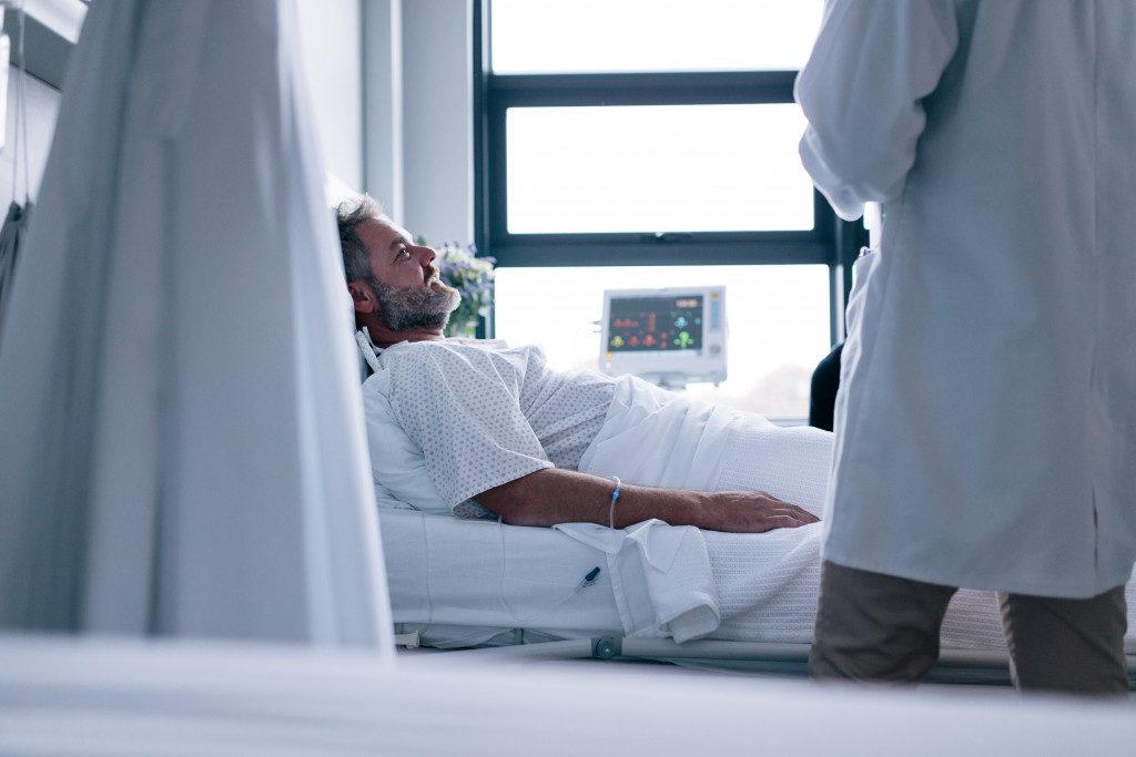 Life threatening illness