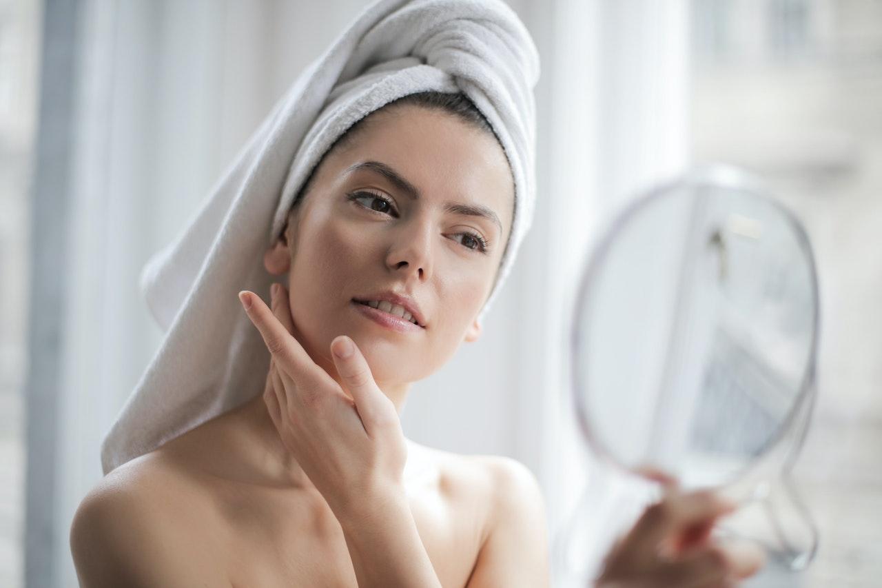 skin care check