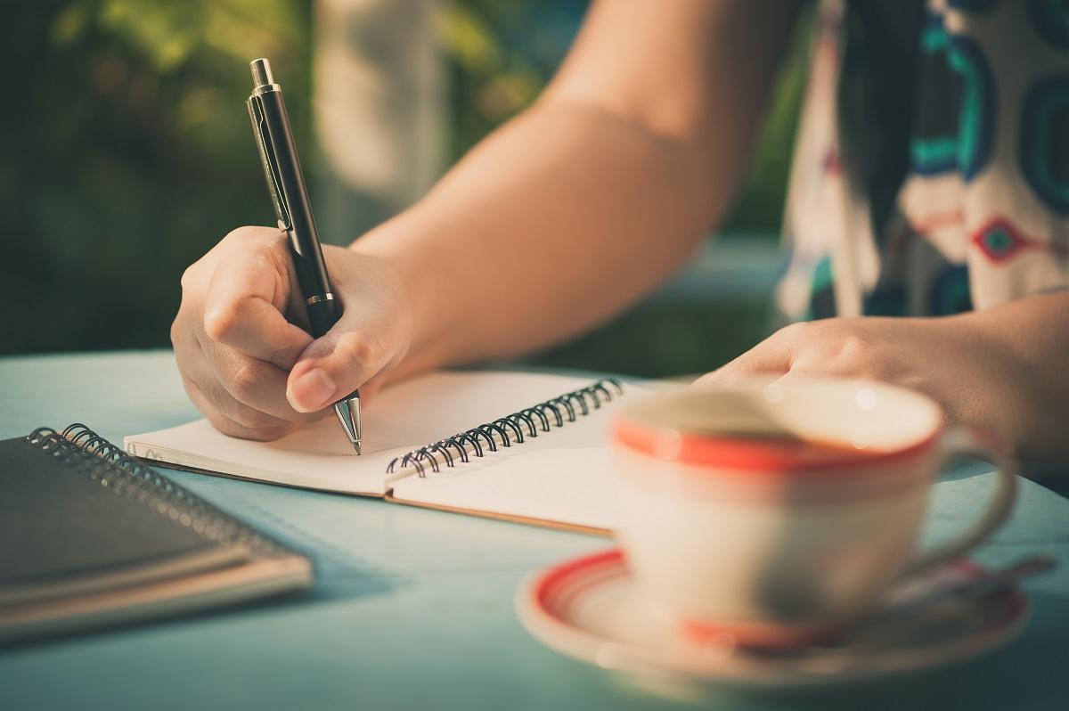 writing a journal