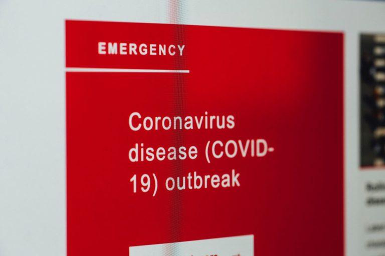 emergency covid outbreak
